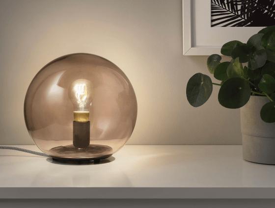 Ikea lanza una nueva bombilla inteligente retro