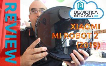portada de la review del robot xiaomi mi robot 2 2019