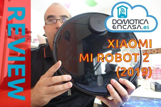 Xiaomi Mi Robot 2 (2019) STYJ02YM – Review y opinión