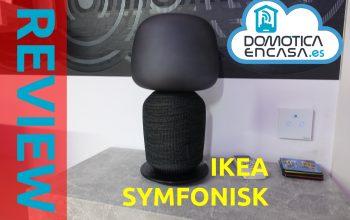 Lámpara Ikea Symfonisk
