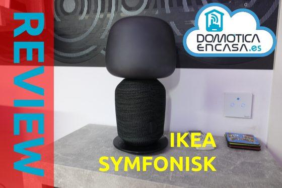 Lámpara Ikea Symfonisk: Review y opinión