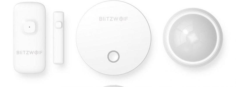 Kit Blitzwolf zigbee