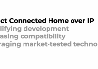 connected home ip
