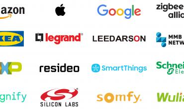 empresas dentro de CHIP Connected Home over IP