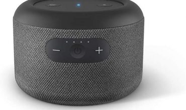 Amazon Echo Input Portable Smart Speaker Edition