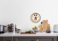 Echo Wall Clock versión con Mickey Mouse