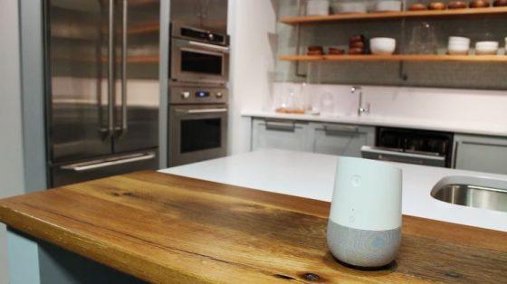 Google Assistant se prepara para controlar toda la cocina