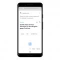modo interprete en google assistant movil