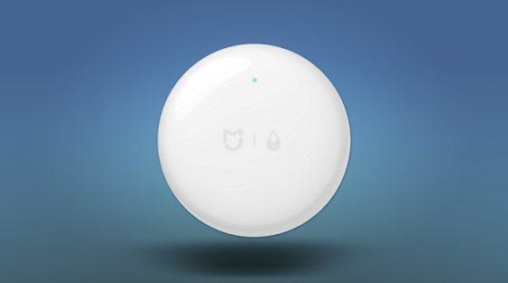 Nuevo sensor de fugas de agua de Xiaomi filtrado