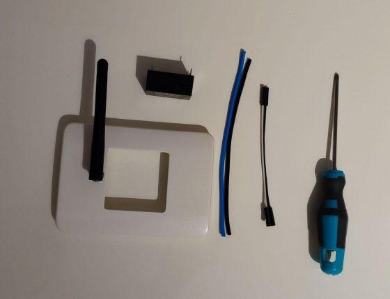foto con las herramientas necesarias