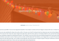openhab 2.5.0