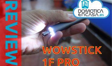 portada de la review del wowstick 1f pro