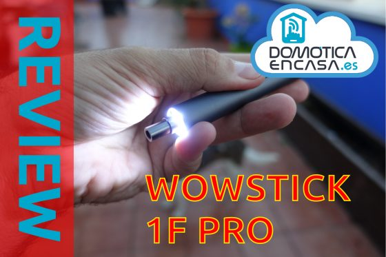 Wowstick 1F Pro: Review y opinión