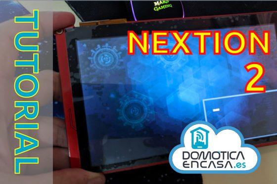 Home Assistant #49: Traemos el dato de un sensor a una pantalla Nextion