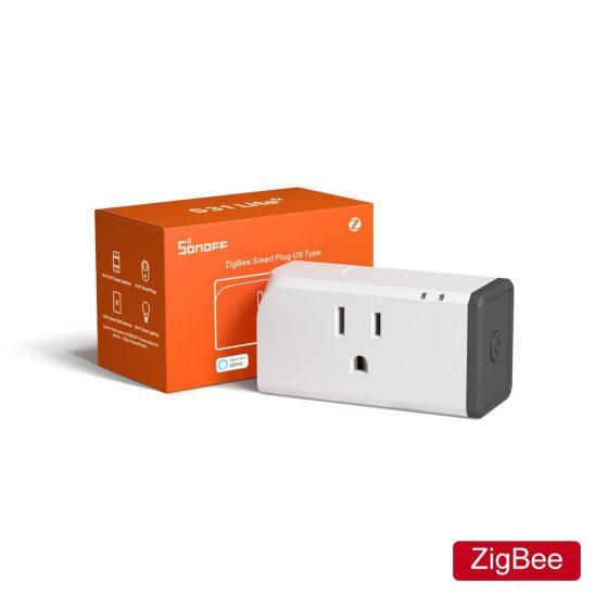 Sonoff S31 Lite: Nuevo enchufe Zigbee centrado en el mercado americano