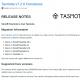 tasmota versión 7.2.0