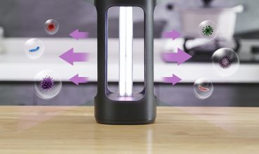 lámpara esterilizadora de Xiaomi