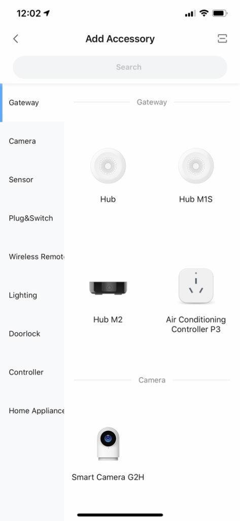 más dispositivos aqara