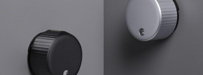 august presenta un nuevo smart lock wifi