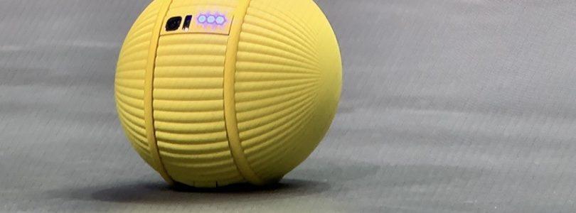 Ballie el robot de Samsung en el CES