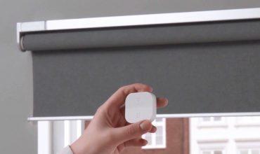 estores inteligentes de ikea con soporte homekit