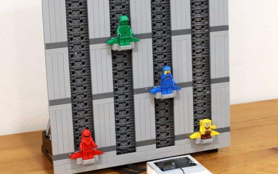 Game Station, el ganador del concurso de Lego y Alexa