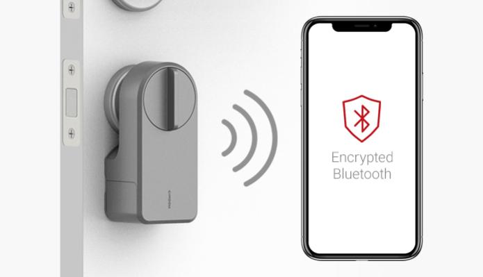 Bluetooth cifrado