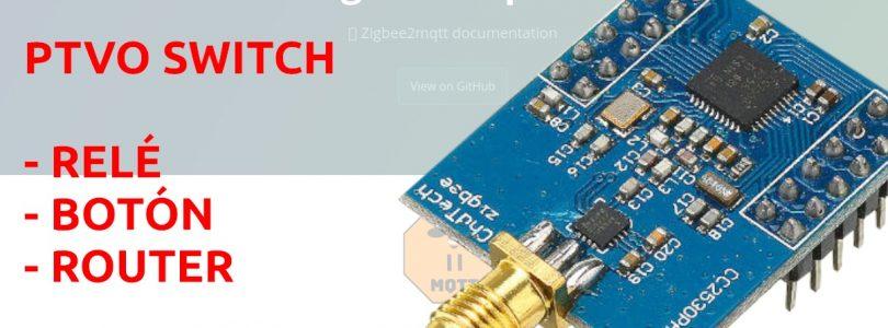 firmware ptvo switch para los cc2530