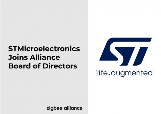 STMicroelectronics se une a la Zigbee Alliance