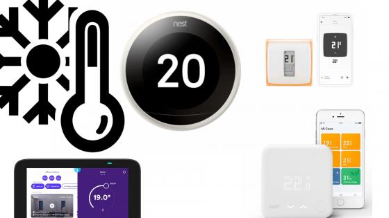 ¿Buscas termostato inteligente? Amazon baja el precio a los más conocidos