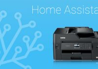 tutorial impresoras brother en home assistant
