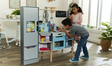 cocina de juguete con Alexa de Kidkraft