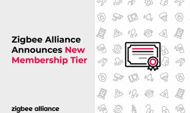 nuevo tipo de miembro de la zigbee alliance para permitir certificación más económica