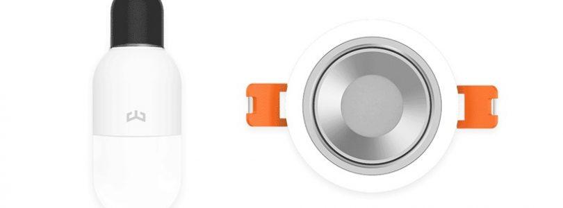 yeelight prepara nuevos productos Bluetooth Mesh