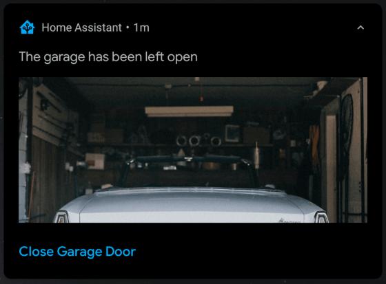 Novedades en la App 1.7 de Home Assistant
