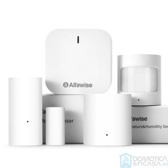 Alfawise lanza su propio kit de seguridad Zigbee
