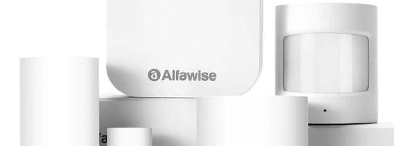 kit de seguridad zigbee de alfawise