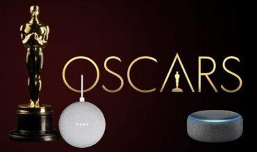 la gala de los oscar tendrá google assistant y alexa como apoyo