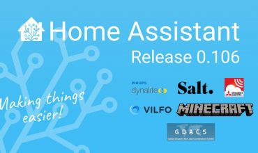 Home Assistant 0.106