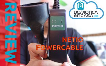 portada de la review del Netio Powercable