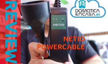 portada de la review del Netio Powercable