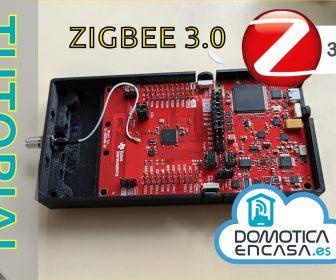 cambio a zigbee 3 con CC2652R