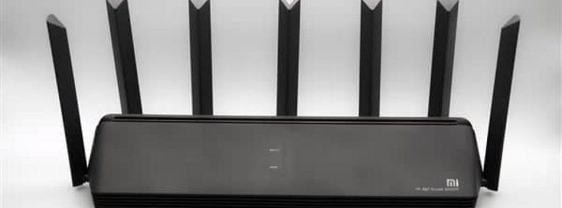 Router Xiaomi AX3600 enfocado a la domótica