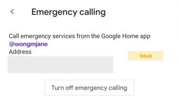 Google prepara las llamadas de emergencia en su App