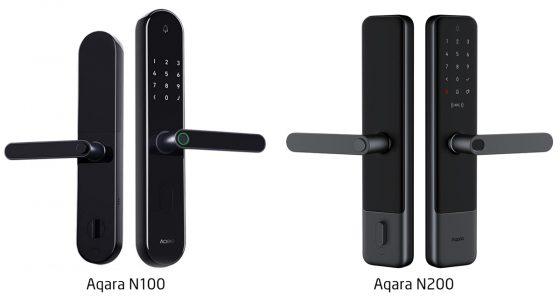 Comparación entre Aqara N200 y N100