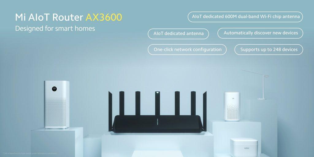 xiaomi ax3600