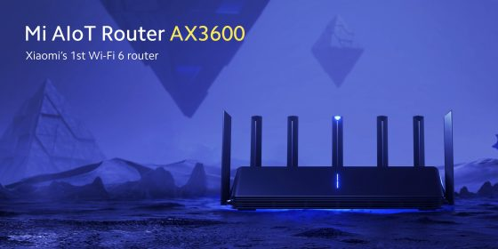 Xiaomi lanza en Europa sus routers enfocados a la domótica como el AX3600