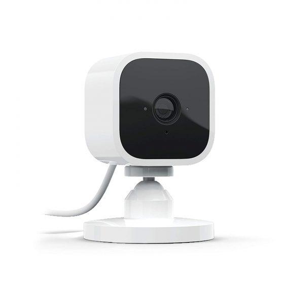 Blink mini, nuevo modelo de cámara de interior a precio económico