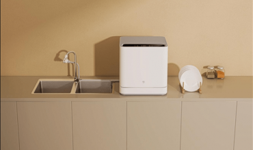 lavavajillas inteligente portátil