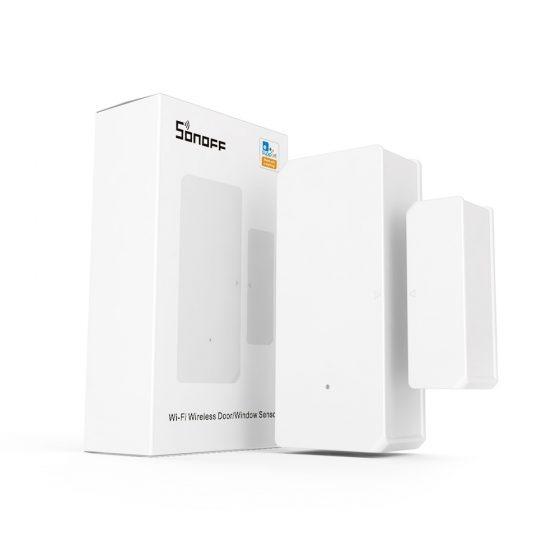 Sonoff DW2, el sensor de puerta o ventana por WiFi